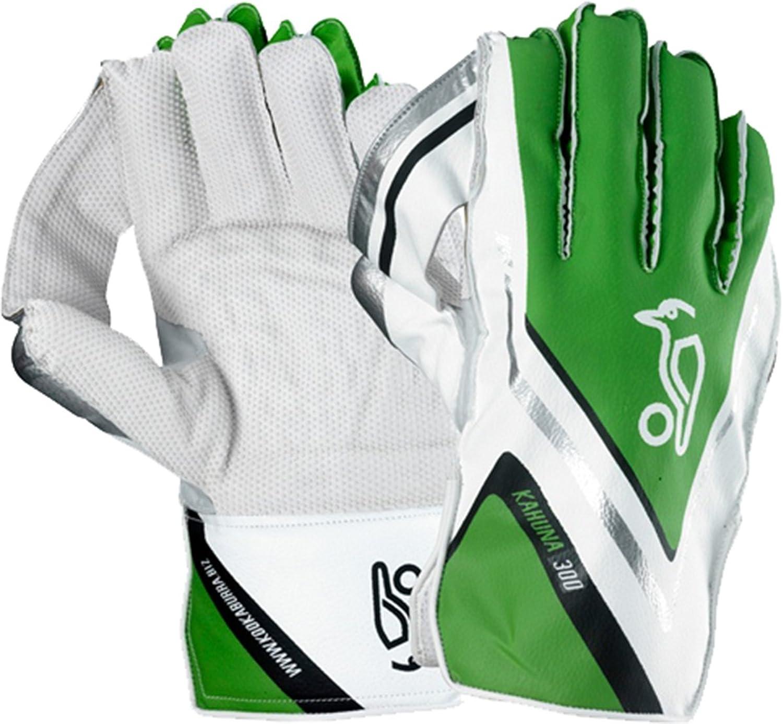KOOKABURRA Kahuna 300 Cricket schutzausrüstungen Pad Wicket Wicket Wicket Keeper Handschuhe Jugendliche B01BOSXLMA  Diversifiziertes neues Design 890a09