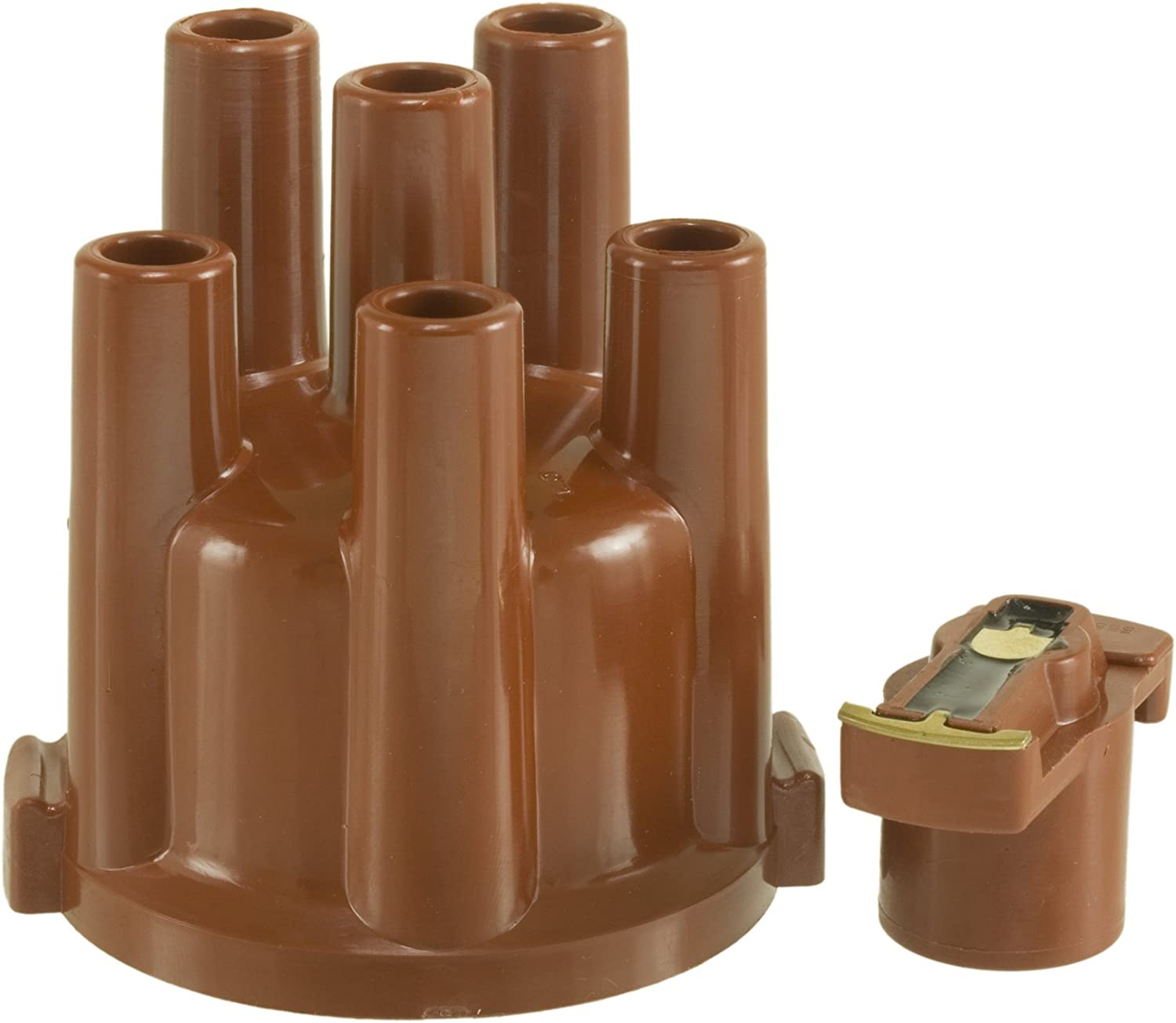WVE by NTK 3D1029 Distributor Cap Easy-to-use price Pack and 1 Kit Rotor