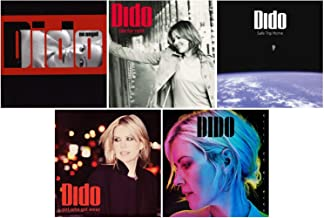 Dido: Complete Studio Album Discography - 5 CDs (No Angel / Life For Rent / Safe Trip Home / Girl Who Got Away / Still On My Mind)