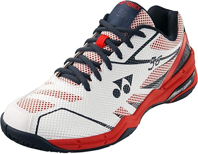 Yonex Power Cushion 56 blanc rouge 2019