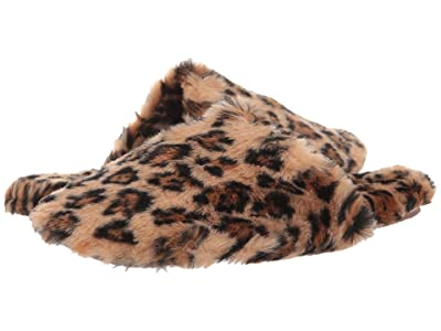 Madewell Scuff Slipper (Leopard Faux Fur) Women