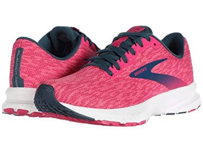 Brooks Launch 7 (Pink/Beetroot/Majolica) Women