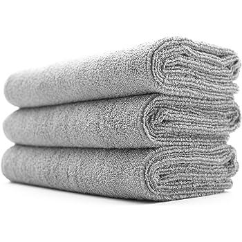 Amazon.com: SINLAND Microfiber Gym Towels Sports Fitness Workout ...