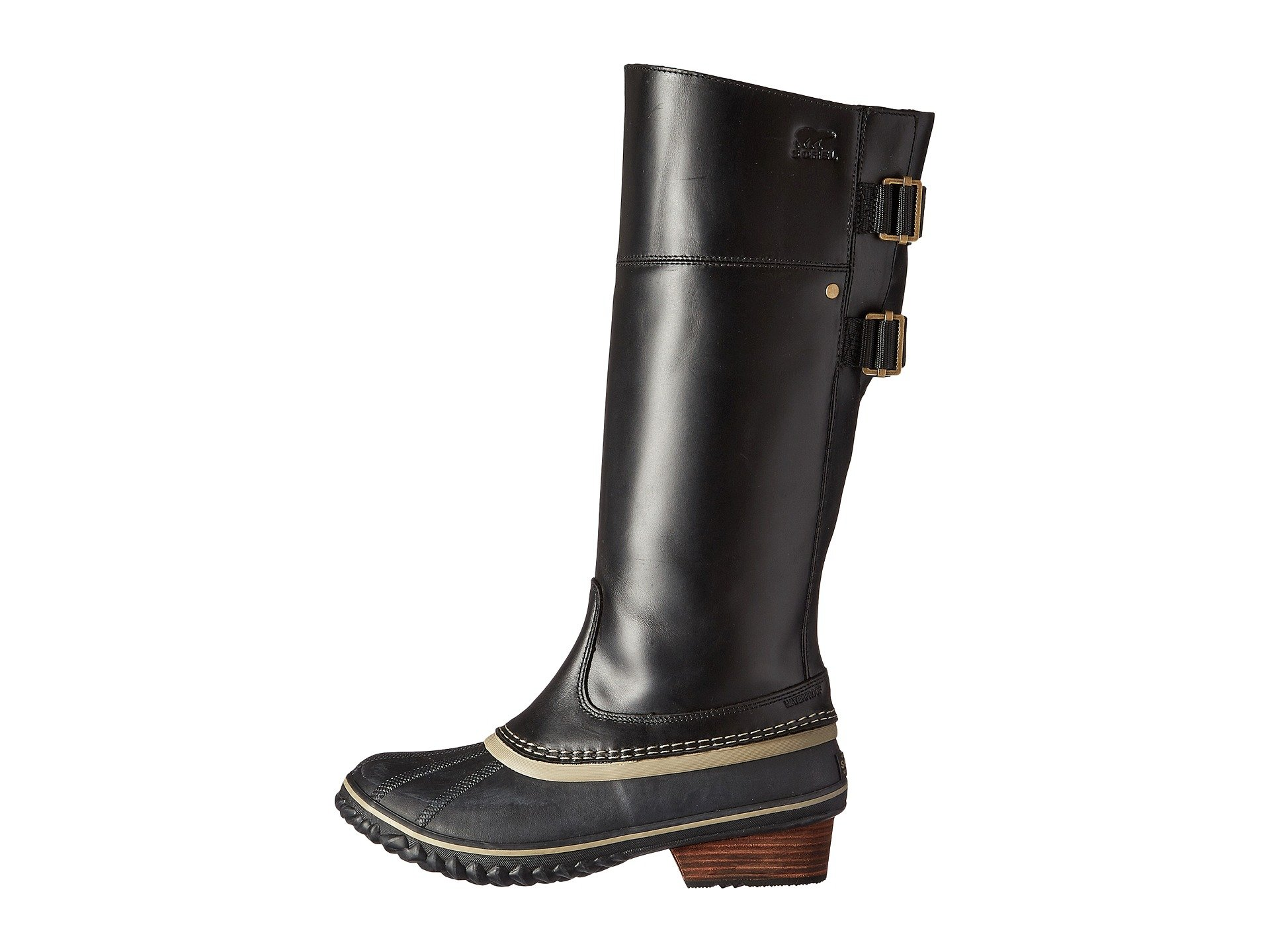 Sorel Slimpack Riding Tall Ii At Zappos Com