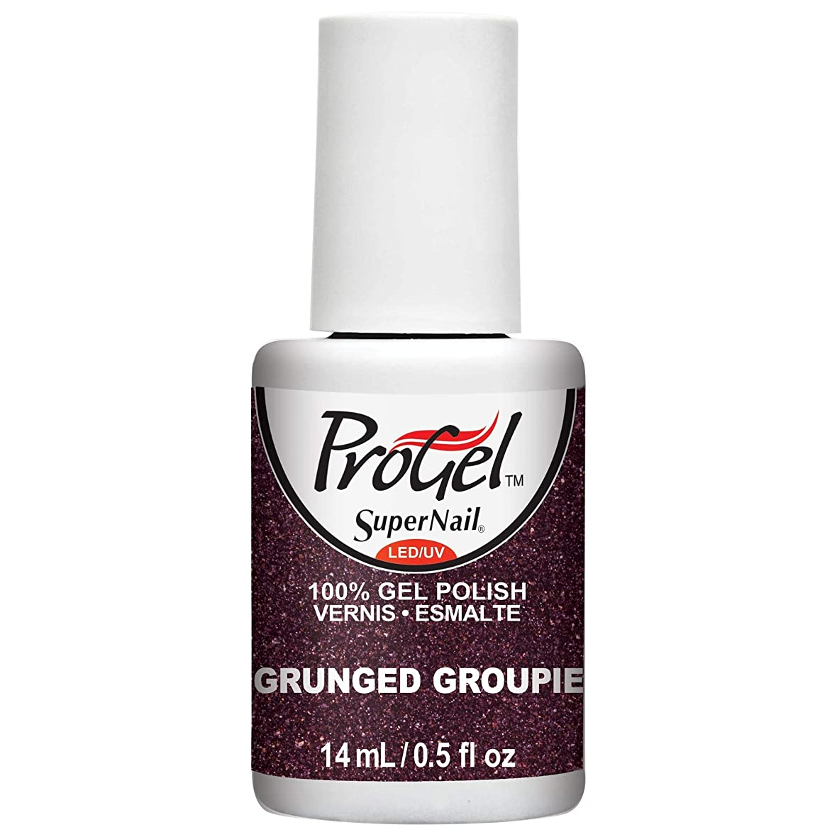 SuperNail ProGel Gel Polish - Grunged Groupie - 0.5oz/14ml