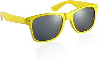 Komonee Drifter Style Lunettes de soleil Protection UV400 Unisexe Classique