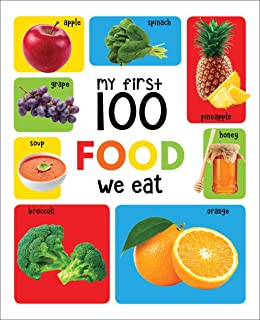 My First 100 Food We Eat