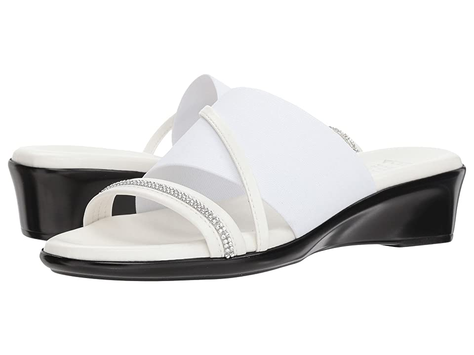 Italian Shoemakers Sassy (White) Women