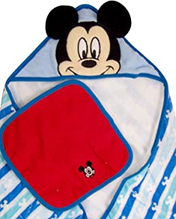 Best mickey mouse hooded towel for baby Reviews