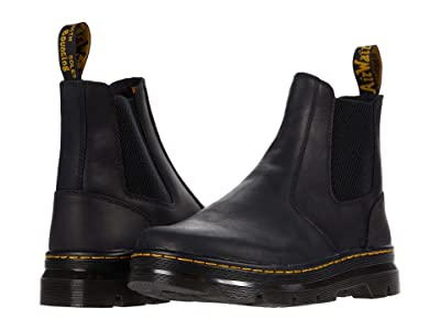 Dr. Martens Embury (Black Wyoming) Shoes