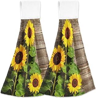 Amazon Com Sunflower Decor For Kitchen