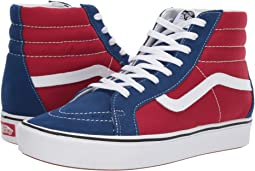 (Two-Tone) True Blue/Chili Pepper
