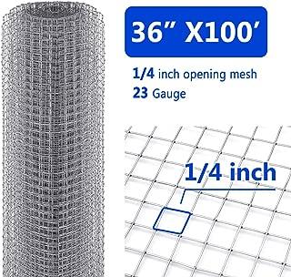 14 gauge galvanized wire mesh