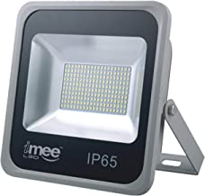 iMee Extra Bright Metal Heavy Duty LED Flood Light (70 Watts, Cool Day Light, IP65) - Pack of 2