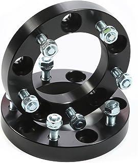 """Rugged Ridge 15201.13 Black Wheel Spacer (1"""")"""