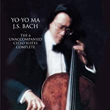 Bach,J.S Unaccompanied Cello Suites Complete