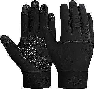Sponsored Ad - YukiniYa Kids Winter Gloves Thick Soft Fleece Warm Touch Screen Anti-Slip for Boys Girls 3-15 Years Cycling...