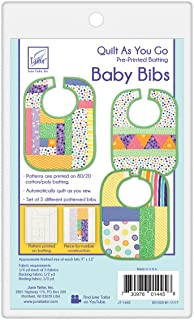 Best large baby bib pattern Reviews