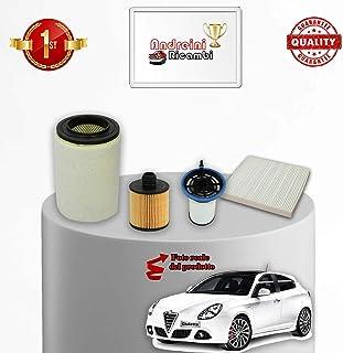 Inspektionskit filtro paquete Alfa Romeo Giulietta 2.0 jtdm 136-175 CV 940