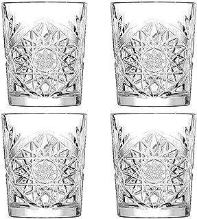 Libbey Hobstar Doppel-Gläser, 340 ml, 4 Stück