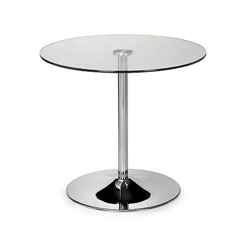 Round Glass Table Amazon Co Uk