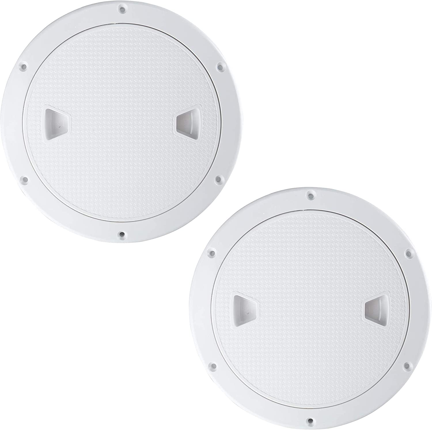 YaeMarine Choice Boat Ranking TOP11 Deck Cover Hatch De Round Lid Plate Access