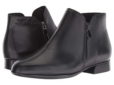 Munro Averee (Black Leather/Suede) Women