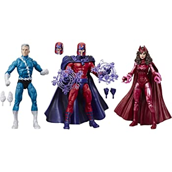 """Marvel Legends Amazon Exclusive Scarlet Witch 6/"""" Figure Family Matters 80 Years"""