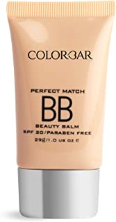Colorbar Perfect Match Beauty Balm, White Light New, 29g