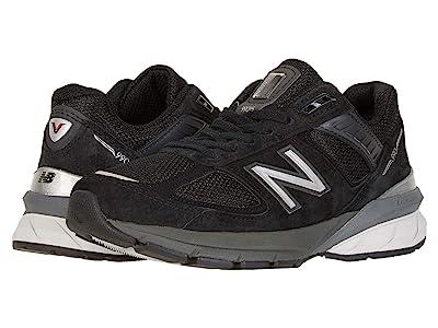 New Balance 990v5 (Black/Silver) Women