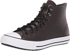 Converse Chuck Taylor All Star Water-Resistent Leather High Top Fashion Boot