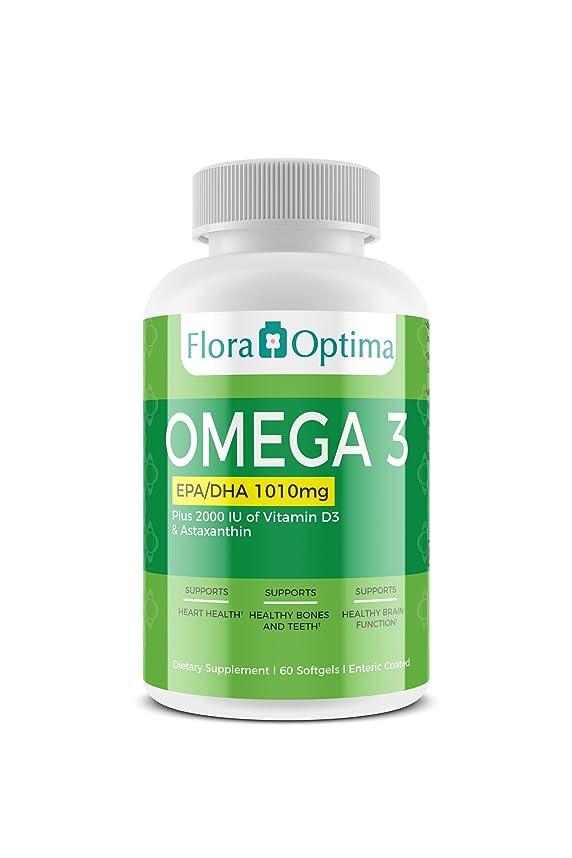 動的より多い静かにオメガ3+ビタミンD?+アスタキサンチン [並行輸入品]