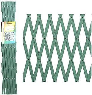 Papillon 8091535 Celosia PVC Verde Extensible 2x1 Metros,