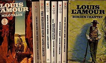 Talon & Chantry Series (8 paperback in set)