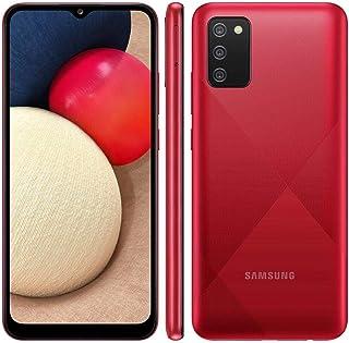 Smartphone Samsung Galaxy A02S 32GB 6,5 Octa Core Vermelho