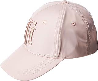 قبعة للنساء من تومي هيلفجر، زهري، مقاس واحد