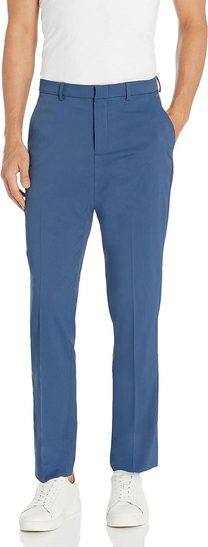 Perry Ellis Men's Slim Fit Stretch Drawstring Tech Pant