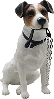 Leonardo Collection Dog with Lead Walkies Collection - Jack Russell