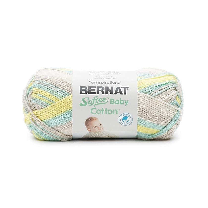 Bernat Softee Baby Cotton Yarn Sunny Sidewalk VG