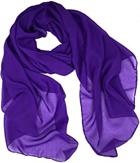 23a5ea7ca Tapp Collections™ Fashionable Soft Chiffon Scarf