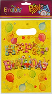 Emotions Birthday Print Gift Bag - Set of 8