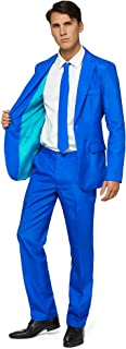Plain Colored Suits for Men – Costumes Include Jacket Pants and Tie