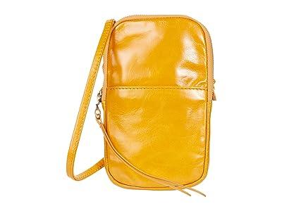 Hobo Fate (Mustard Vintage Hide) Handbags