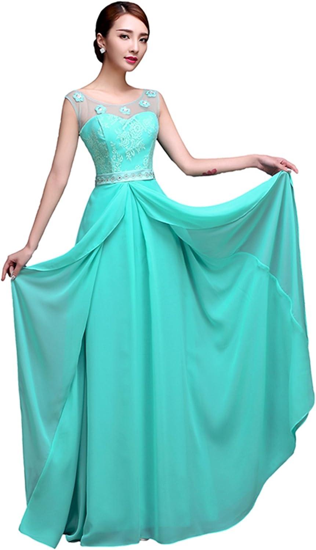 LIMATRY Women's Fashion Pretty Bride Bridesmaid Dresses  Wedding Toast Dress