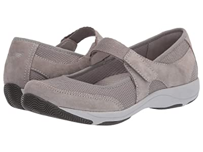 Dansko Hennie (Grey Suede) Women