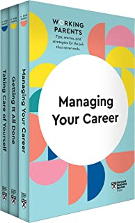 HBR Working Parents Series Collection (3 Books) (HBR Working Parents Series)