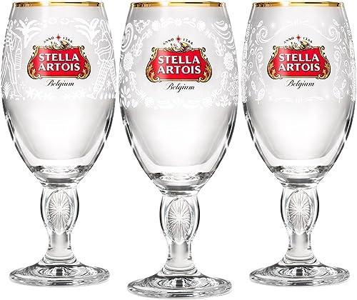 Stella Artois -Edition Chalice Box-Set – Mexico, India, and Philippines, 33cl