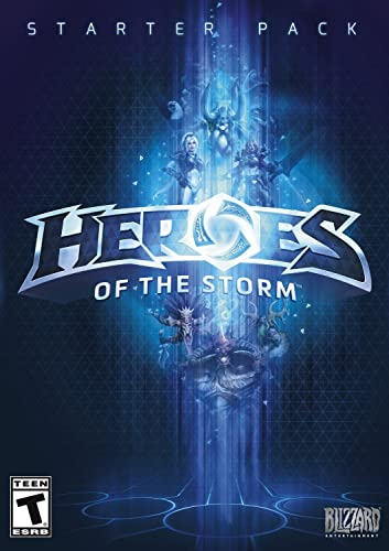 Heroes of the Storm: Starter Pack - PC/Mac [Digital Code] [Online Game Code]
