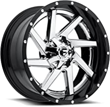 FUEL Renegade P -Chrome Wheel with Painted (22 x 9. inches /8 x 170 mm, -44 mm Offset)
