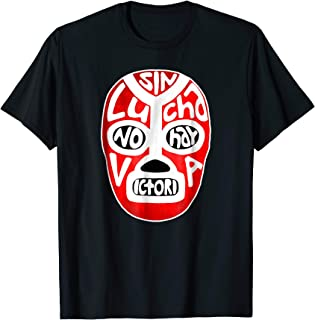 Lucha Libre t shirt - luchador mask shirt - Wrestling Shirt